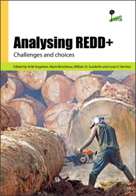 analyzing REDD+ CIFOR