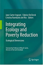 ecology and poverty reduction